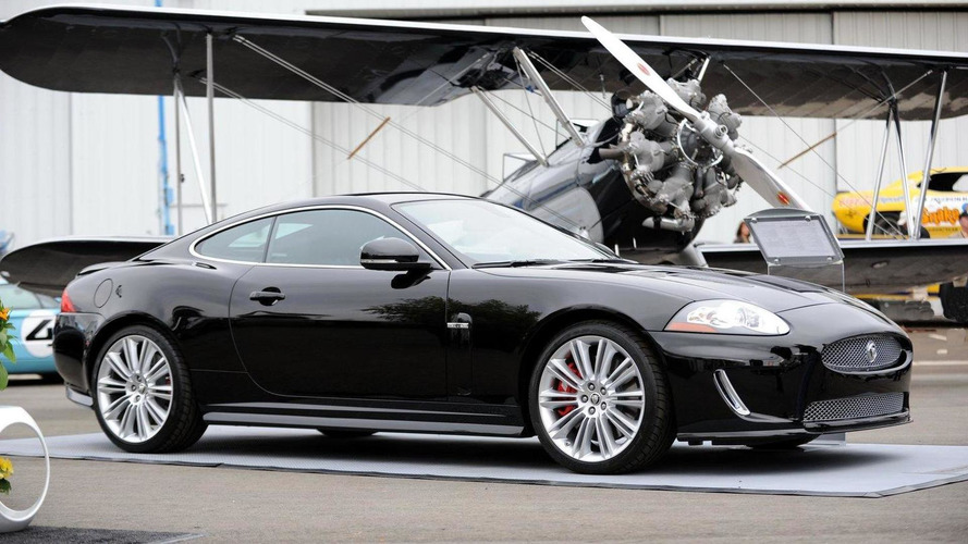 Jaguar XKR175 limited edition debuts at Pebble Beach