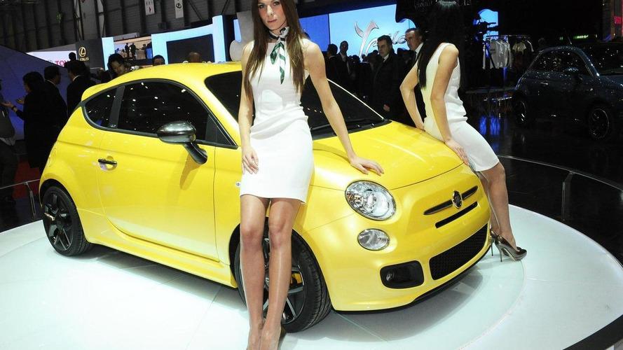 Fiat 500 Coupe Zagato concept unveiled in Geneva