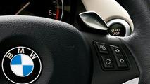 BMW X1 SUV Teaser Photo -steering wheel/dashboard