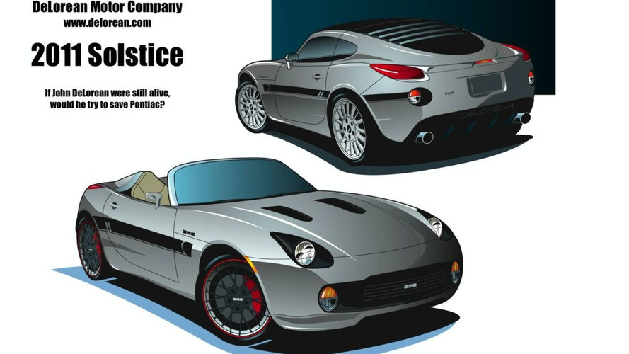 DeLorean to Revive Pontiac Solstice?
