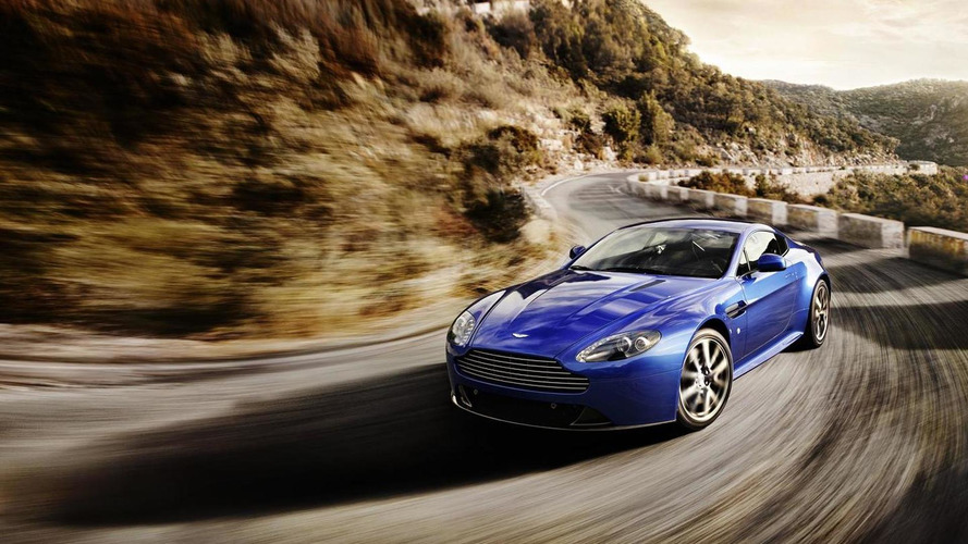 Aston Martin Recalls Vantage Model Over Dangerous Gearbox Fault
