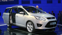 Ford To Launch C Max Hybrids In Europe By 2013 Seven