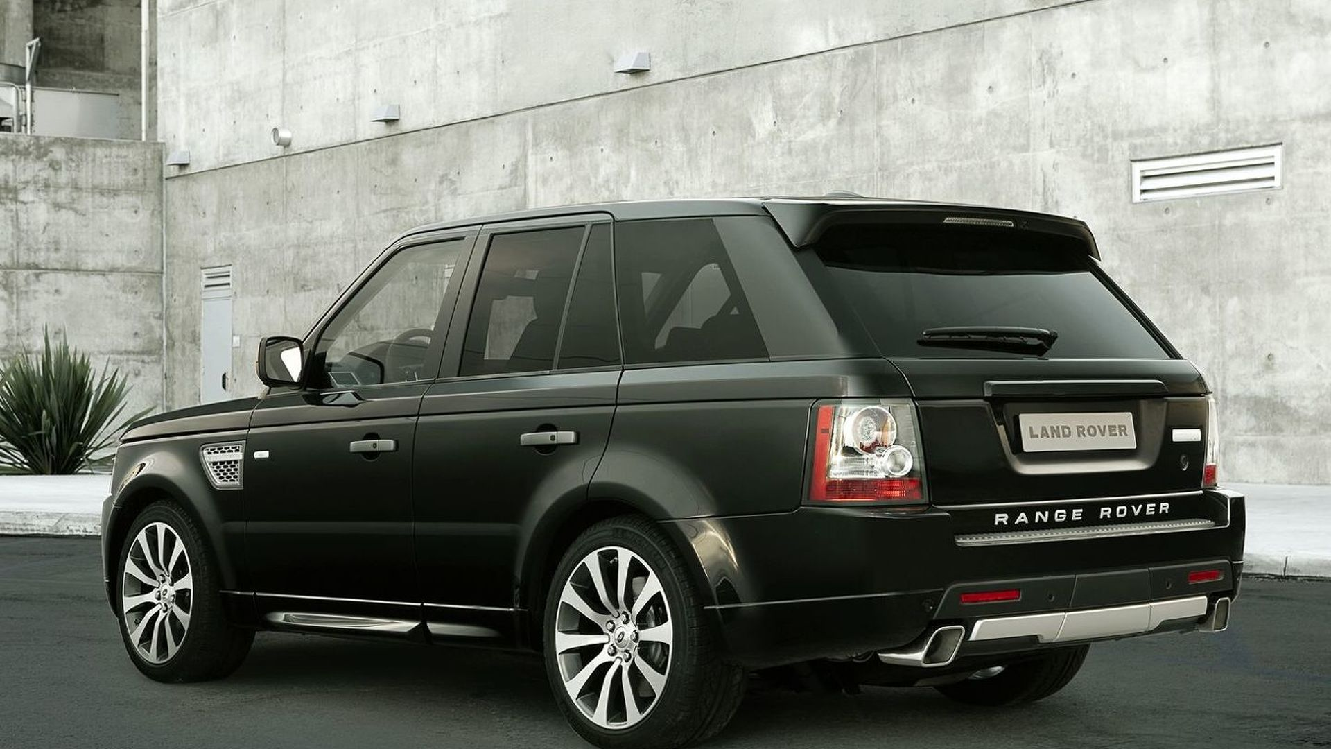 Range Rover Autobiography 2010 >> 2010 Range Rover Sport Autobiography Limited Edition North American