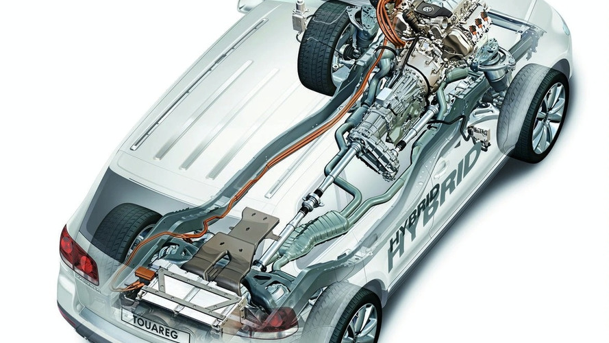 VW Touareg V6 TSI Hybrid Announced for 2010