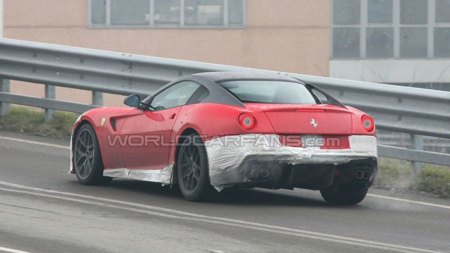 Alleged Ferrari 599 GTO Photos Look Sketchy [Video]