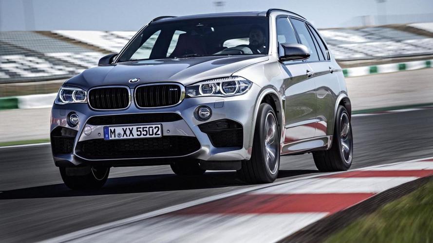 Novo BMW X5 M estreia no Brasil por R$ 648.950