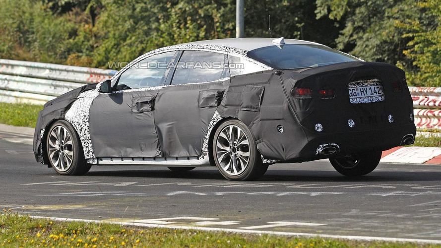 Next-gen Kia Optima to get sharper design