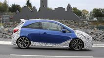 2015 Opel Corsa OPC spy photo