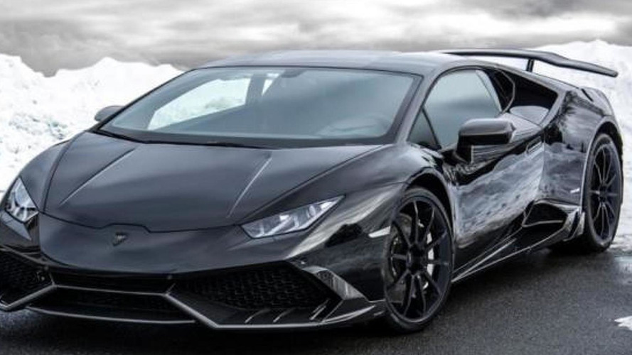 Mansory turbocharges the Lamborghini Huracan to 850 HP