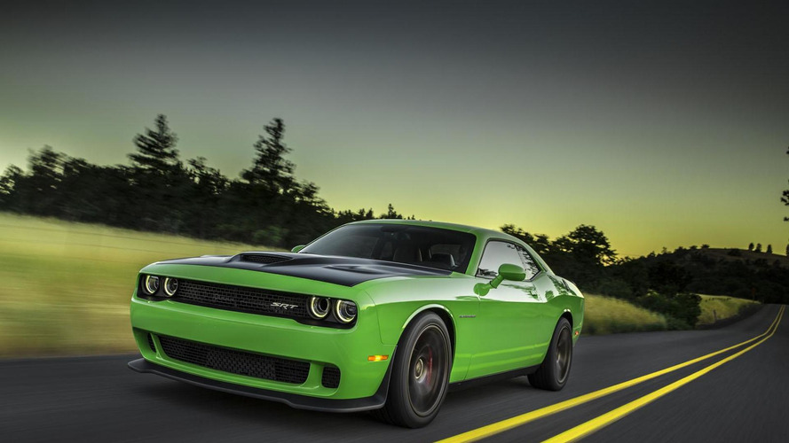 2016 Dodge Charger & Challenger SRT Hellcat announced
