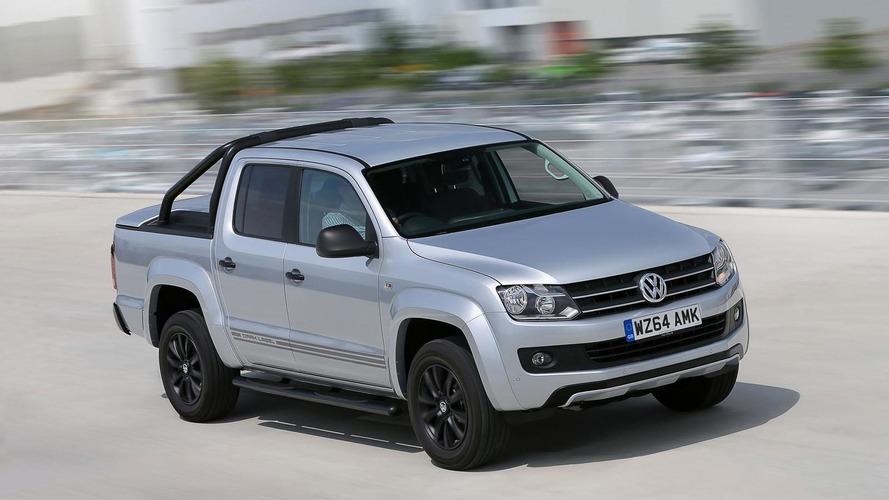 Volkswagen Amarok Usa For Sale >> Volkswagen Amarok Dark Label Edition announced for the U.K.