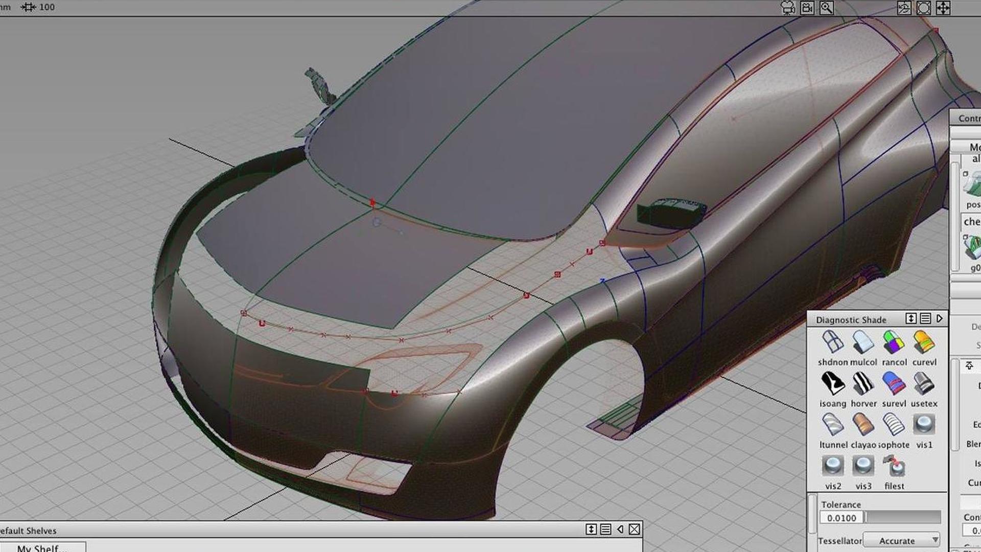 Toruk and Ugur Sahin Design envision the electric car of the