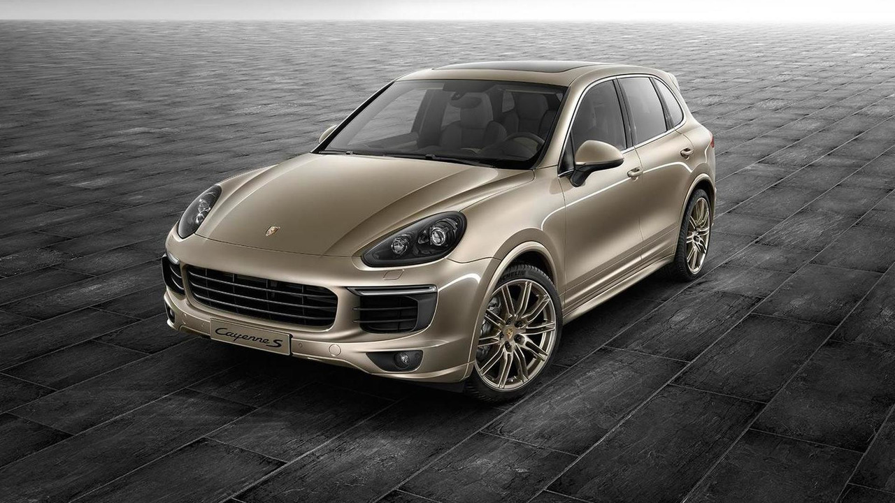 Cayenne S in Palladium Metallic by Porsche Exclusive