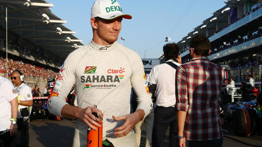 Hulkenberg to split F1 with Le Mans in 2015