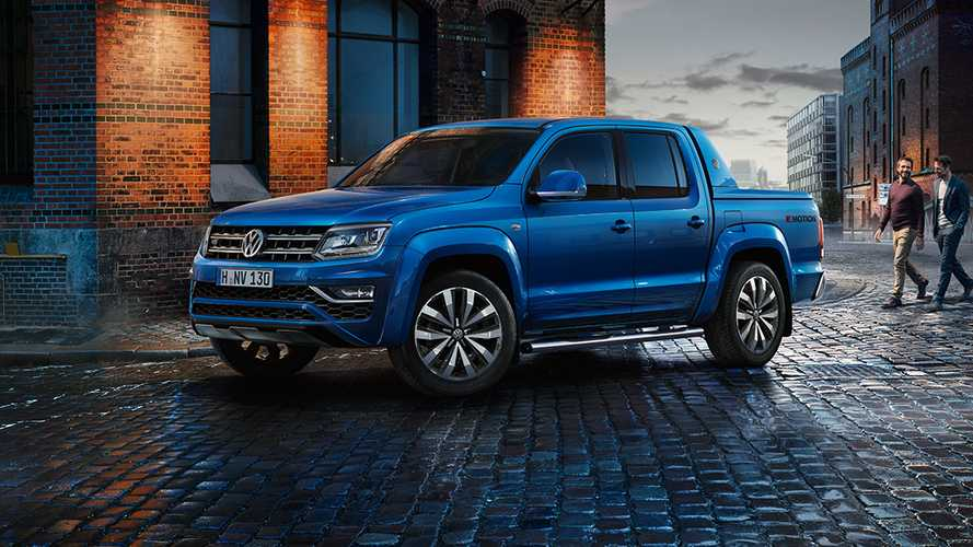 VW Amarok special edition goes upmarket for less than £40k