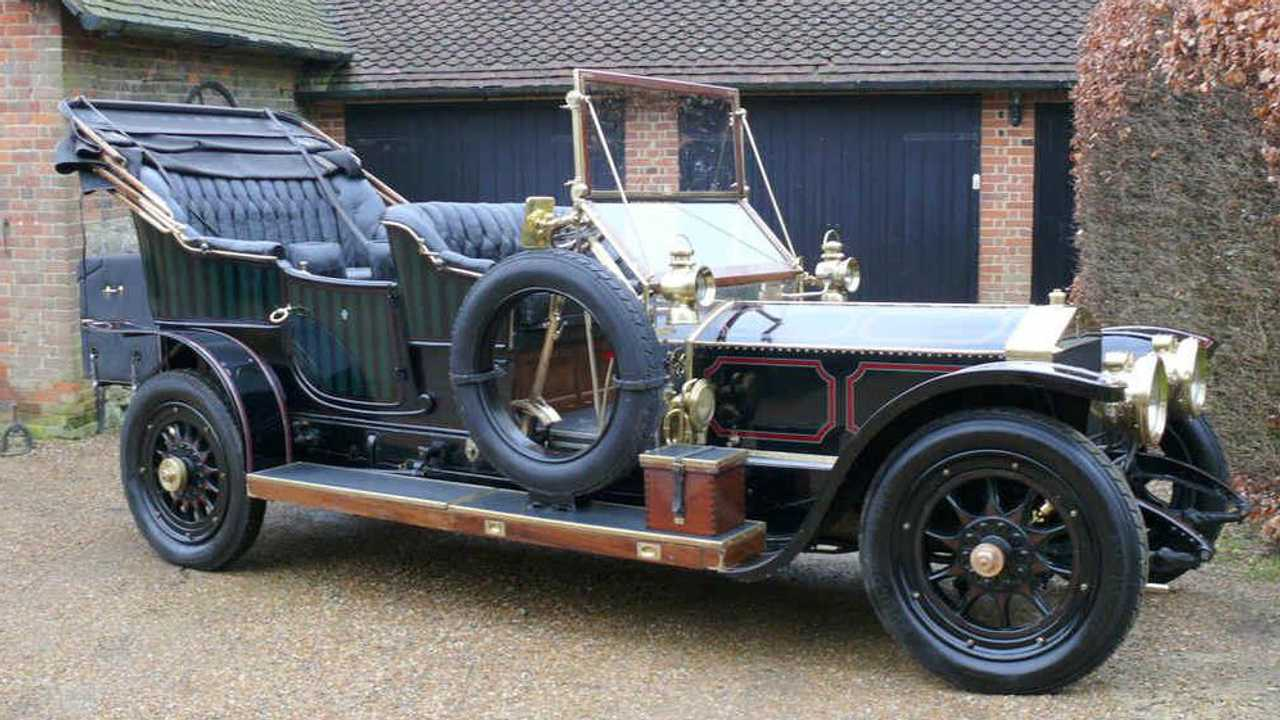 1909 Rolls Royce Silver Ghost Tourer - $1.69 million