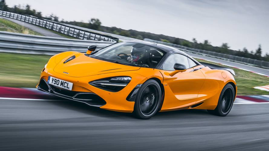 Britain's most popular supercars revealed