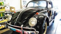 One-Million-Dollar VW Beetle