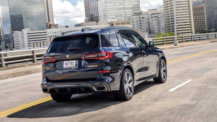 Toma de contacto BMW X5 2019: escaparate tecnológico