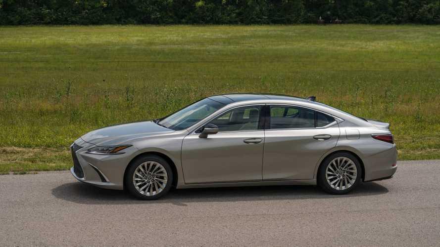 Lexus dévoile les tarifs de la nouvelle ES 300h