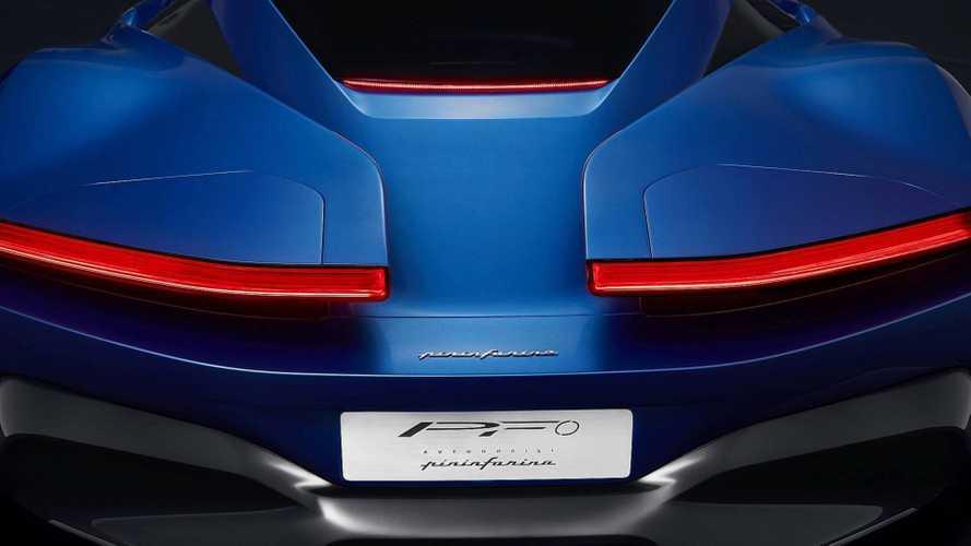 Automobili Pininfarina PF0, ecco com'è vista dal vivo