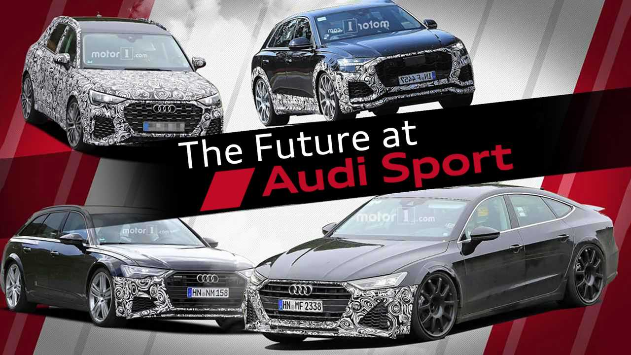 New Audi 2020 2020 Audi Sport Model Guide: 6 New Vehicles Are Coming Fast