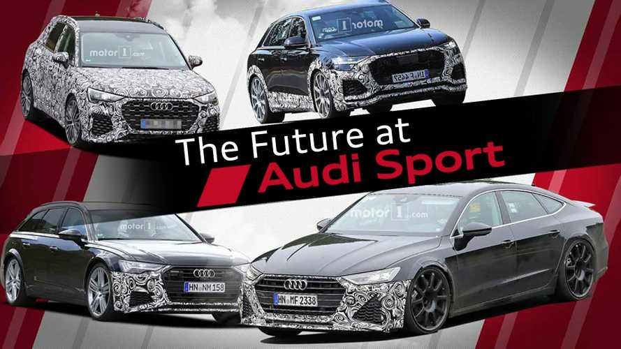 2020 Audi Sport Model Guide: 6 New Vehicles Are Coming Fast
