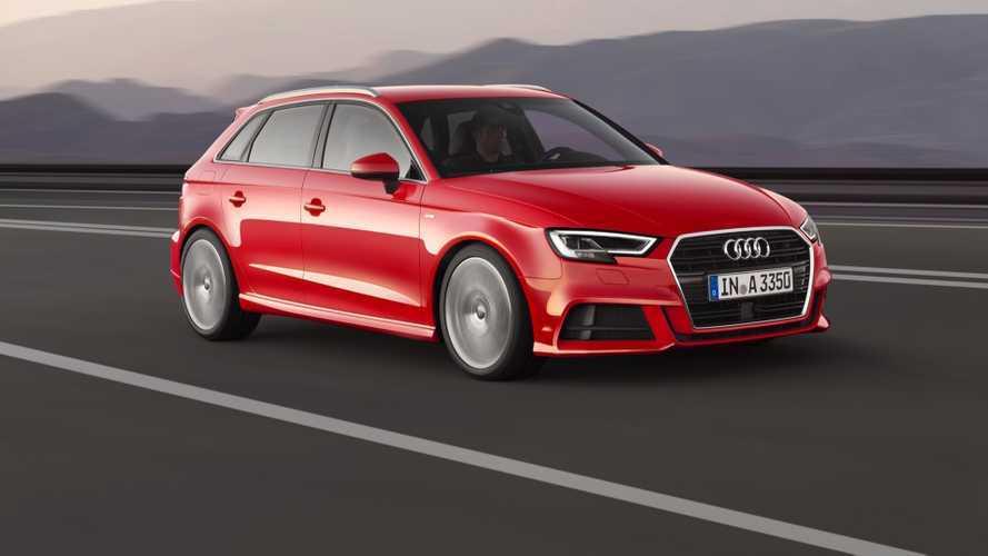Audi A3 Sportback, debutta il nuovo allestimeno Admired