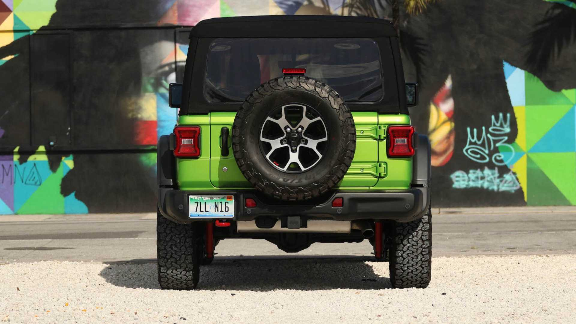 Alleged Jeep Wrangler 'Death Wobble' Leads To Class-Action
