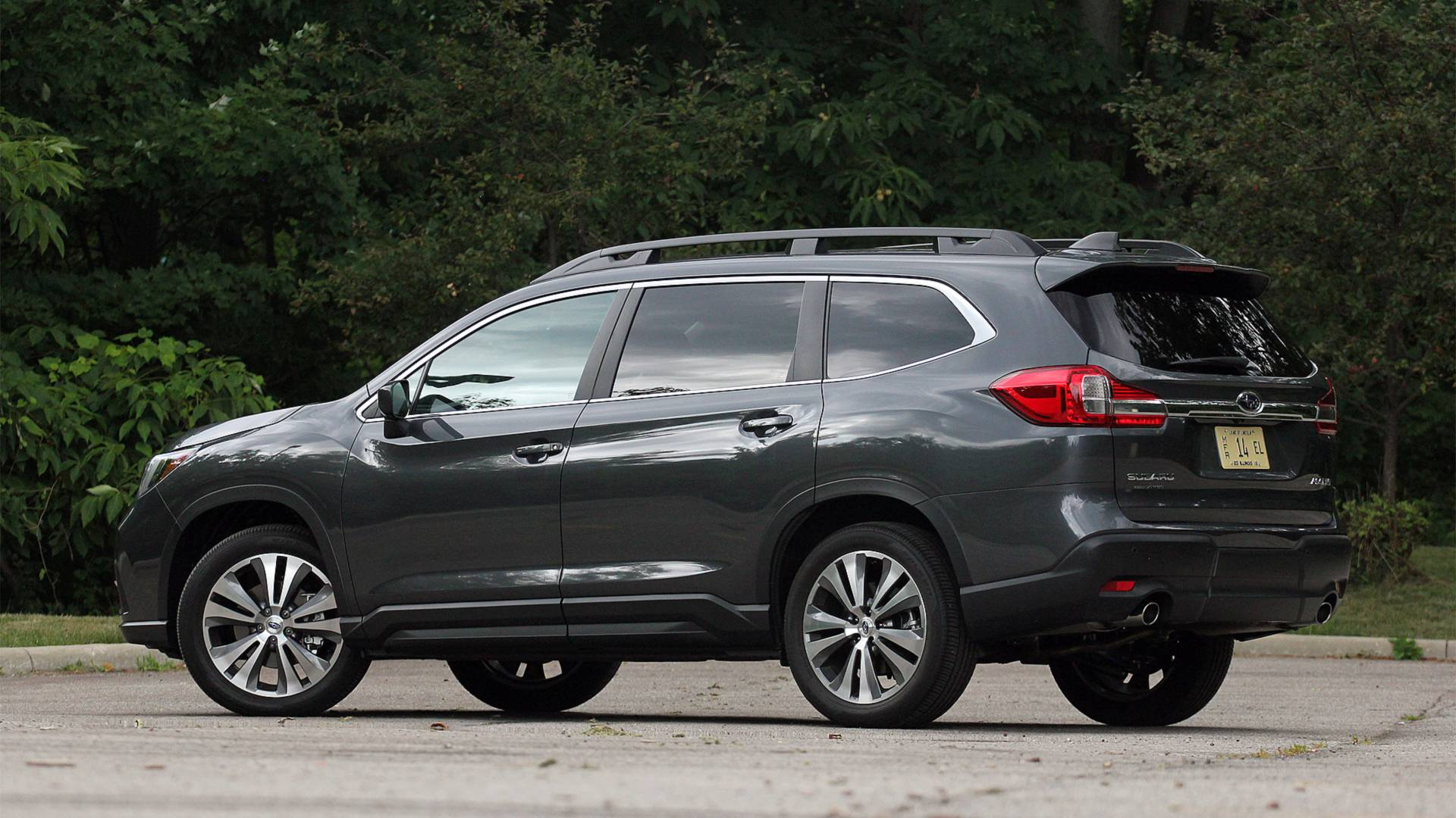 Subaru Ascent Vs  Mazda CX-9: Substance, Meet Style