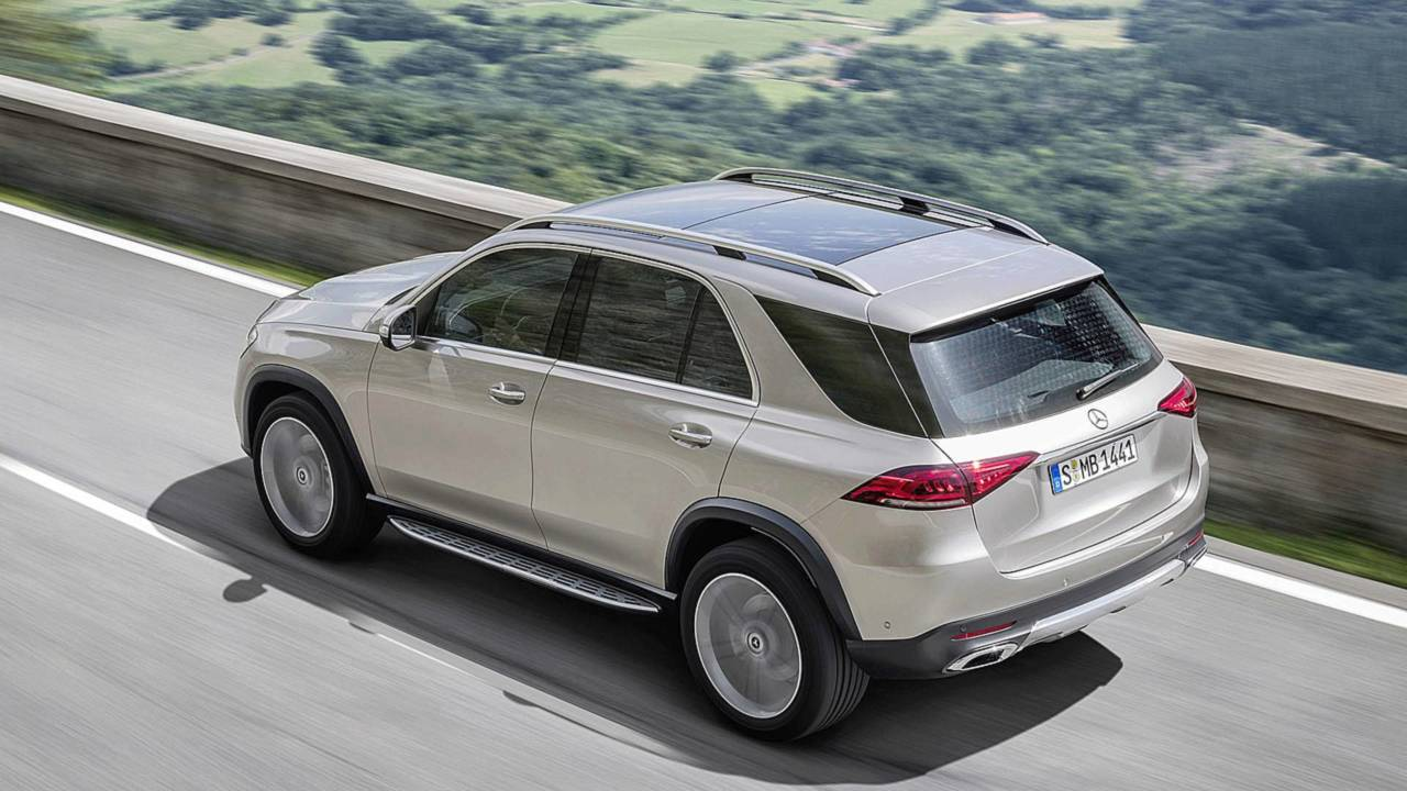 Mercedes-Benz GLE-Class Changes