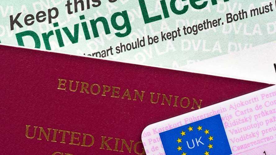 Brexit помешает британским водителям ездить по Европе
