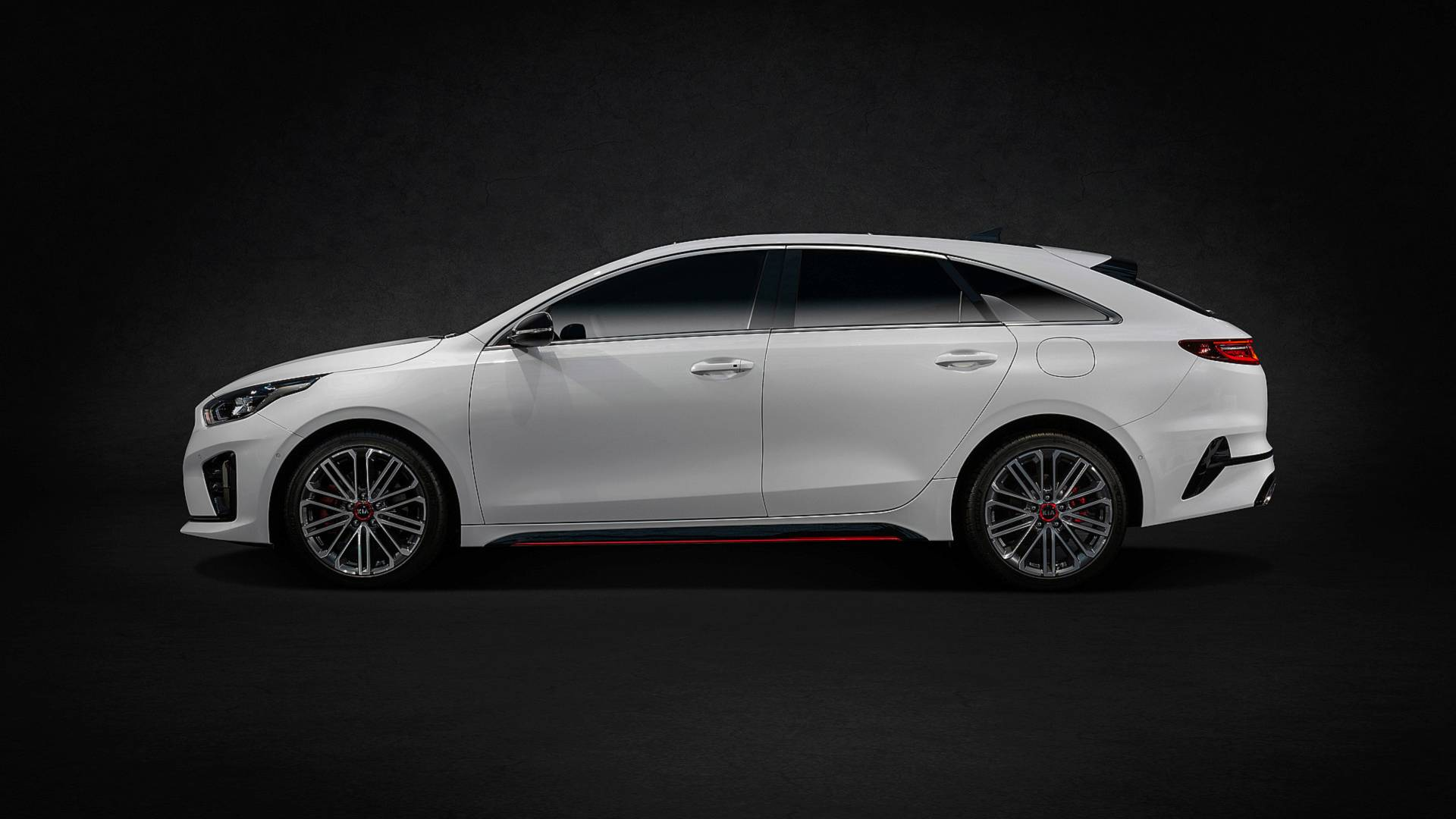 2019 kia proceed debuts as shooting brake with sporty gt version. Black Bedroom Furniture Sets. Home Design Ideas