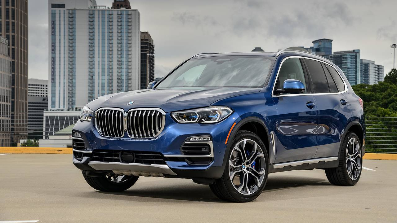 Image result for 2019 X5 xDrive40i
