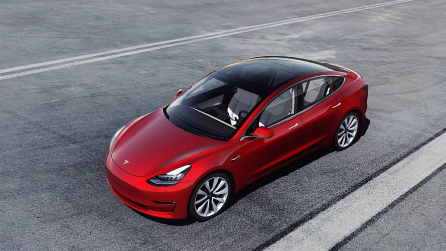 Tesla Out Delivers Porsche In Q3: Model 3 Boom Continues