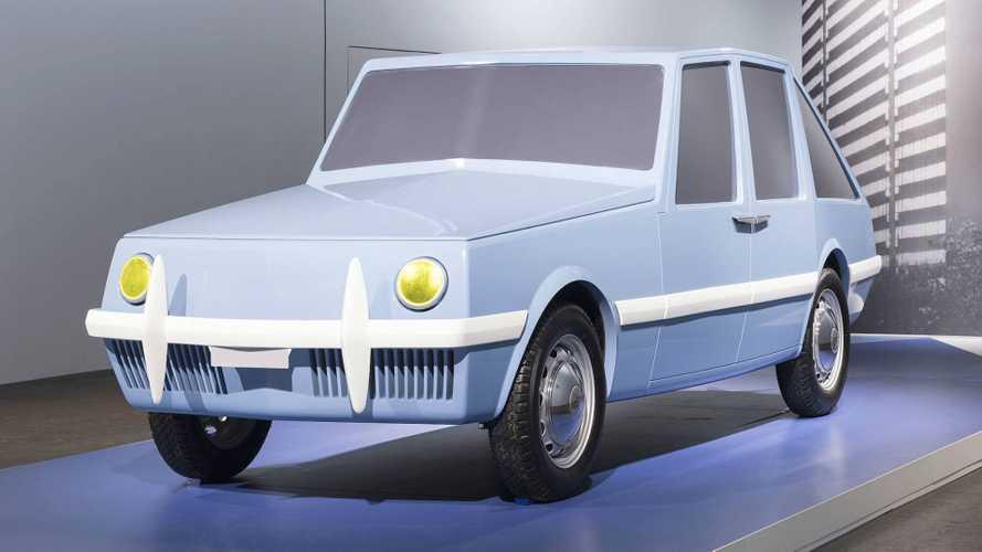 Linea Diamante, prende vita l'auto di Gio Ponti