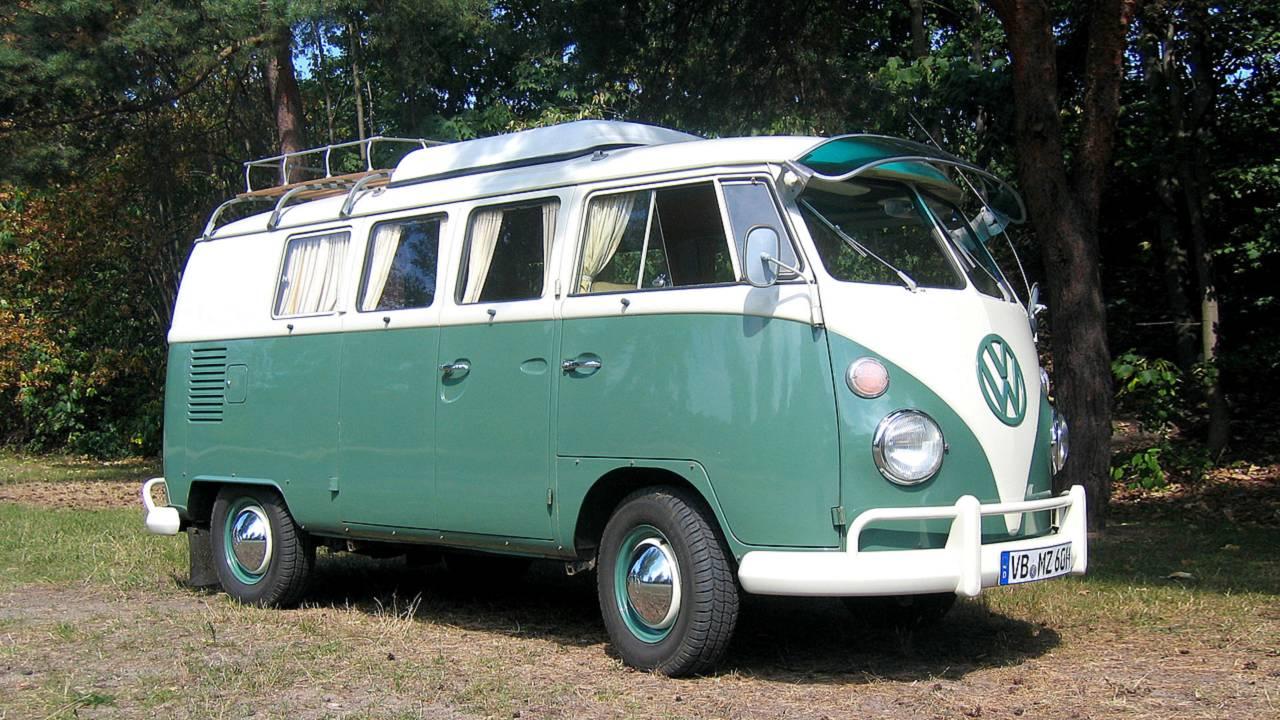 Platz 7: Volkswagen T1