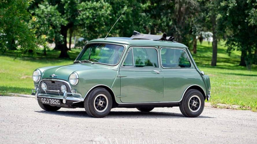 Mini Cooper S DeVille de Paul McCartney