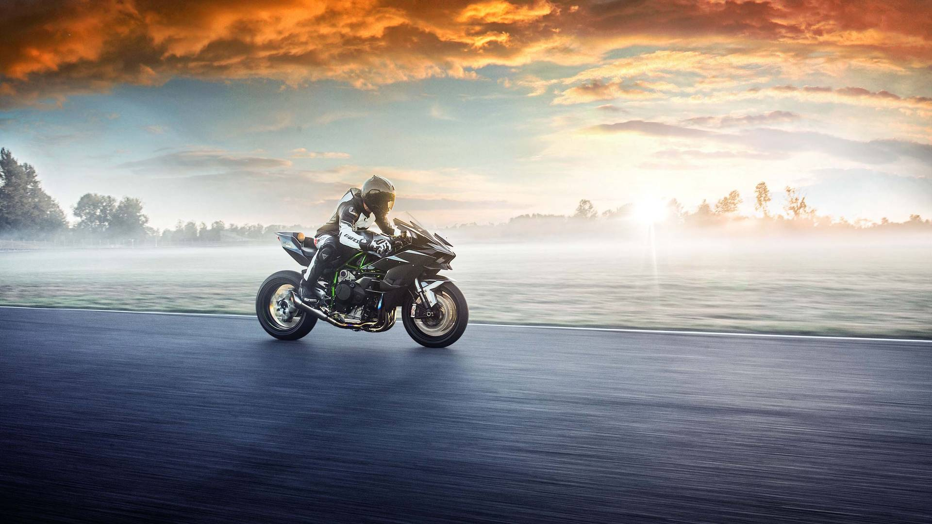 Because It Needed More Power The Kawasaki H2 Gets An Upgrade