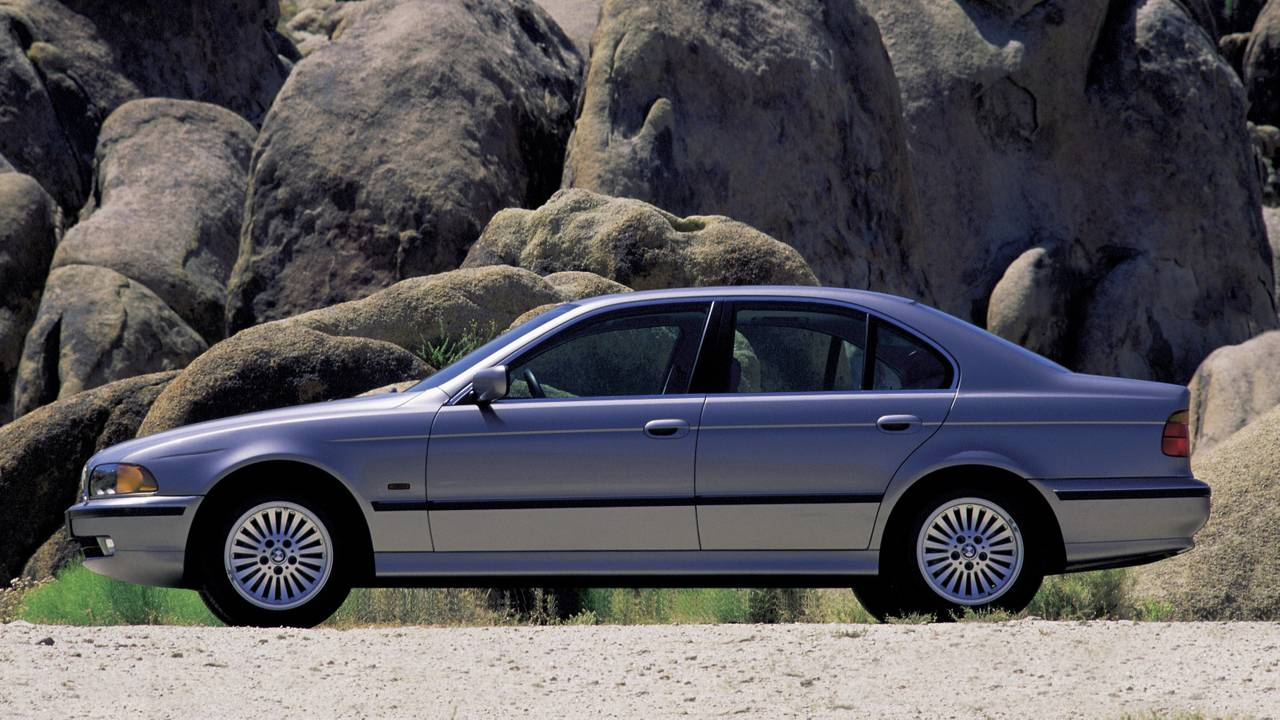 The New Bmw 3 Series Is Bigger Than An E39 5 Series