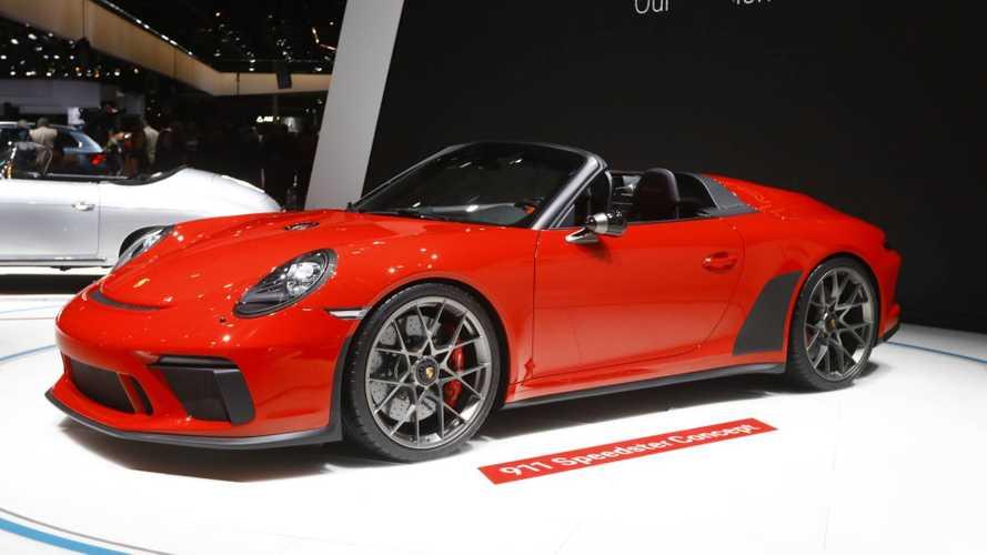 La Porsche 911 Speedster confirmée pour la production !