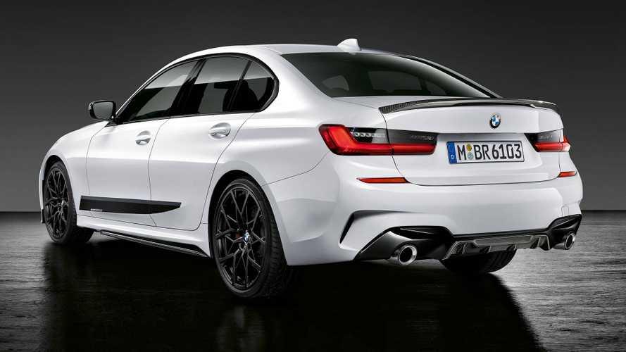 2019 BMW 3 Serisi M Performance Parçaları
