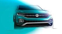 Volkswagen T-Cross teaser