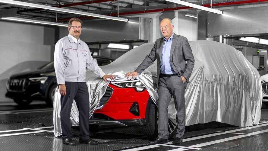 Audi e-tron: So stark ist der Tesla-Jäger