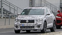 2019 VW T-Roc R new spy photos