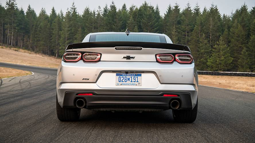 2019 Chevrolet Camaro Turbo 1le First Drive Hot Hatch Hunter