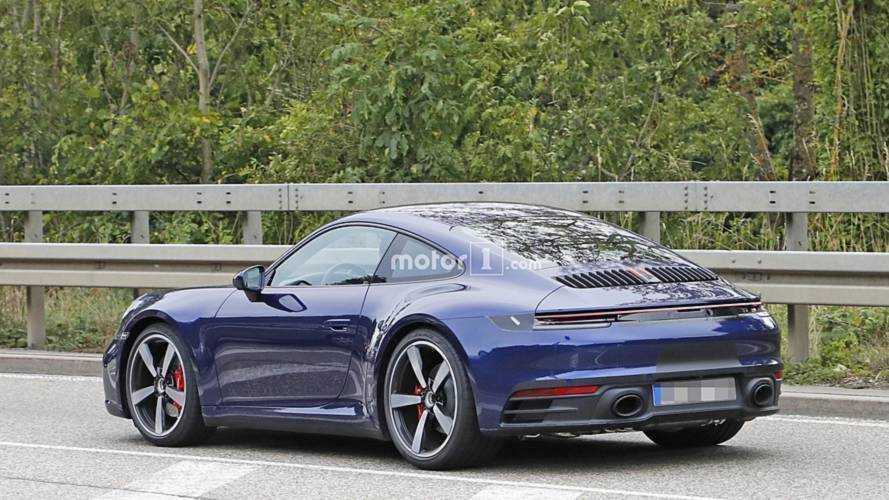 Yeni Porsche 911 GT3'e turbo desteği geliyor