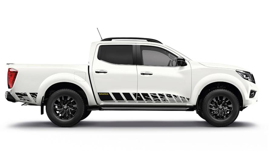 N Guard Special Edition Gives Navara Added Menace