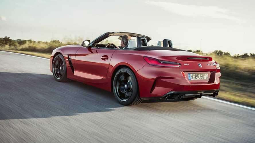 BMW Z4 M40i ile Nürburgring'de bir tur atmaya ne dersiniz?