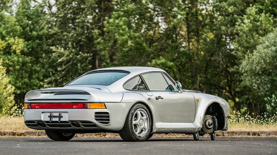 Porsche 959 de 1987